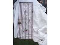 TALL, GARDEN SIDE GATE