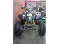 Smc Ram 170cc Quad