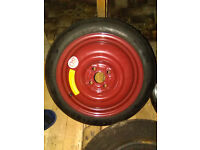 Spare Wheel and tyres honda 2005
