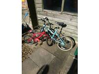 Kids bikes spares or repair