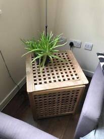 Decorative box coffee table