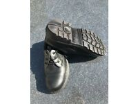 Brand new steel toecap shoes