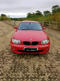 Bmw 120D, red, £3000 REDUCED!