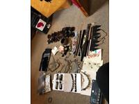 Bulk of accessories