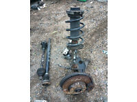 vw golf mk5 1.4 fsi manual o-s-f suspension leg for sale or fitted thanks