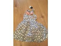 Girls dress bnwt 2-3