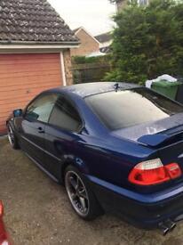 BMW e46 325i sport