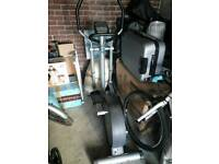 York elliptical cross trainer