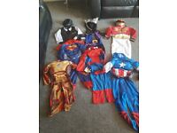 Various Kids Fancy Dress