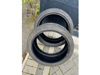Tyre tyres 225/40/18 EXCELON UHP wheel single double 225 40 R18 FREE DELIVERY