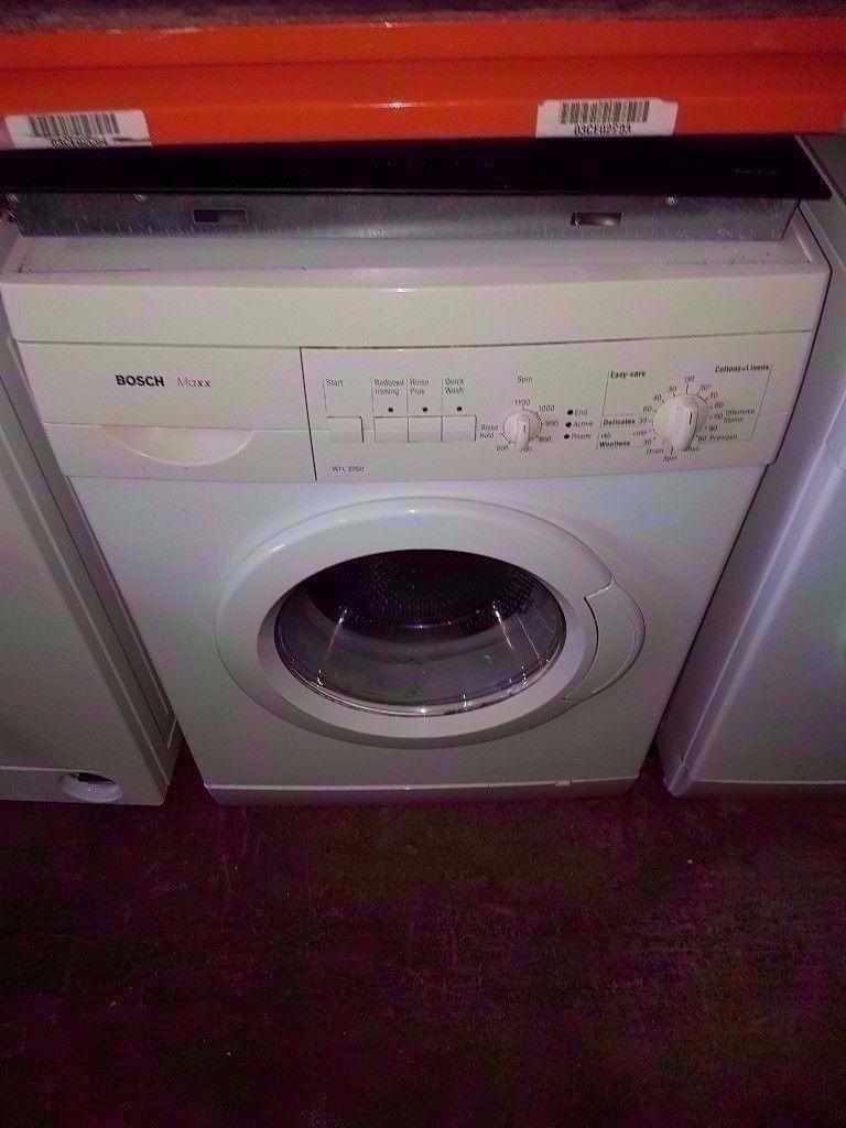 Bosch Maxx Washing Machine *** Excellent Condition ***