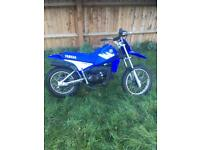 Yamaha PW80 child's off road bike like new !