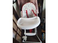 babies high chair for sale