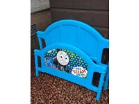 Bed frame for 3/6 year a old kids thomas