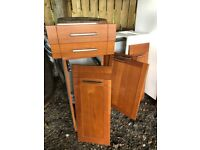 Used kitchen doors for sale