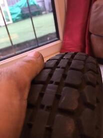 Vespa tyres & wheels