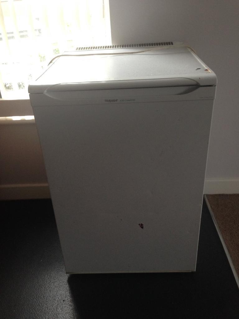 Under counter fridgein West Derby, MerseysideGumtree - Under counter fridge with small freezer compartment collection only fazakerly needs a little clean