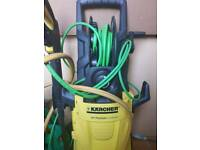 karscher premium ecologic pressure washer