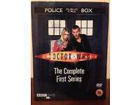 Doctor Who- The Complete First Series