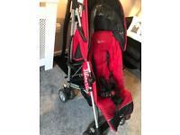 Silver cross pop stroller pushchair