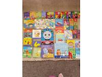 Massive book bundle