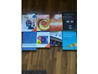 Selection of Psychology textbooks for sale
