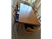 Dinning Room Table and 8 Chairs
