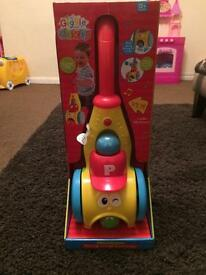 Brand new in box scoop a ball Hoover