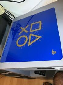 Rare limited edition PS4 with games