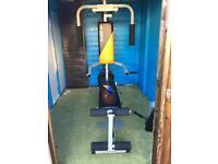 Gym equipment/weights/gym