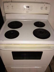 Kenmore White Coil Top Stove, Free Warranty, Delivery Available