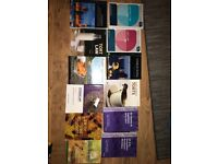 Law Books-Variaty of Law Books (Degree Level) Excellent Value All In Date or Very Recent