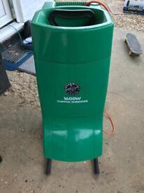 Garden Shredder 1600W Electric