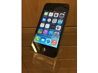 iPhone 4 Black on O2 Good condition