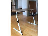 Adjustable & Portable Table/Desk