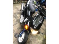 Gilera Runner vx 210 malossi reg as 125