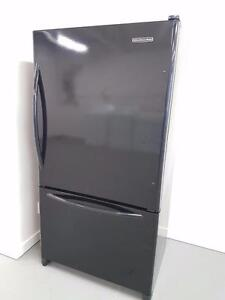 KitchenAid black bottom freezer with water dispenser - FREE DELIVERY