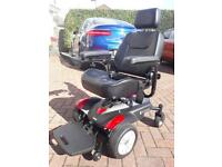 Titan Electric Wheelchair