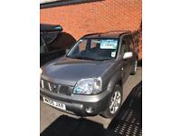 2005 05 NISSAN X TRAIL 2.2 DCI 136 SPORT 4x4 1 PREVIOUS KEEPER possible part exchange