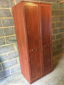 DOUBLE WARDROBE IN GOOD CONDITION LOCAL DELIVERY CAN BE ARRANGED