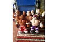 5 WWE Brawling buddies