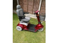 Strider Maxi mobility scooter 3 wheeled 4 / 8 mph *part exchange welcome*