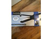 BNIB Babyliss Hair straighteners