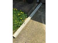 6ft concrete fence post - free collection