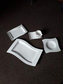 Villeroy/Boch plates etc