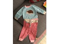 Baby Boden 2 piece Baby Girl Jumper & Bottoms
