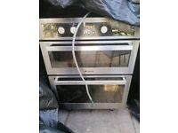 Second hand double oven