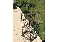 5 Tier cooking pot stand
