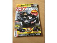 Total Vauxhall magazine February 2012 issue 132