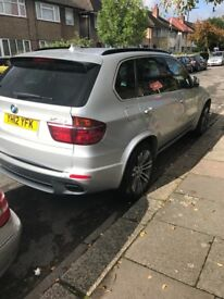 X5 2012 7 seater £16,995